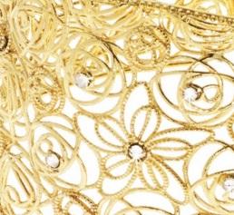 decorazioni oro